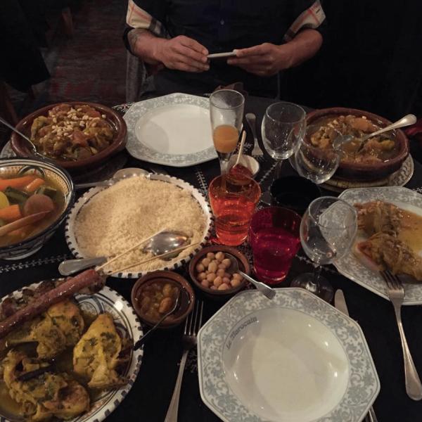 Assortiments de plats